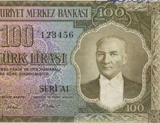Bir zamanlar Türk Lirası