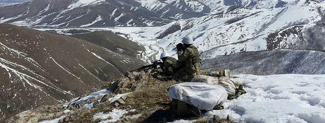 Bitlis'te PKK'ya ağır darbe!