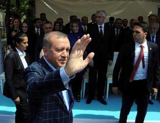 Diyarbak�r'da Cumhurba�kan� Erdo�an co�kusu