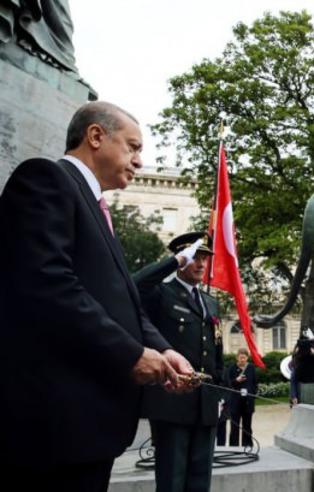 Erdoğan 177 yıl sonra tarih yazdı!