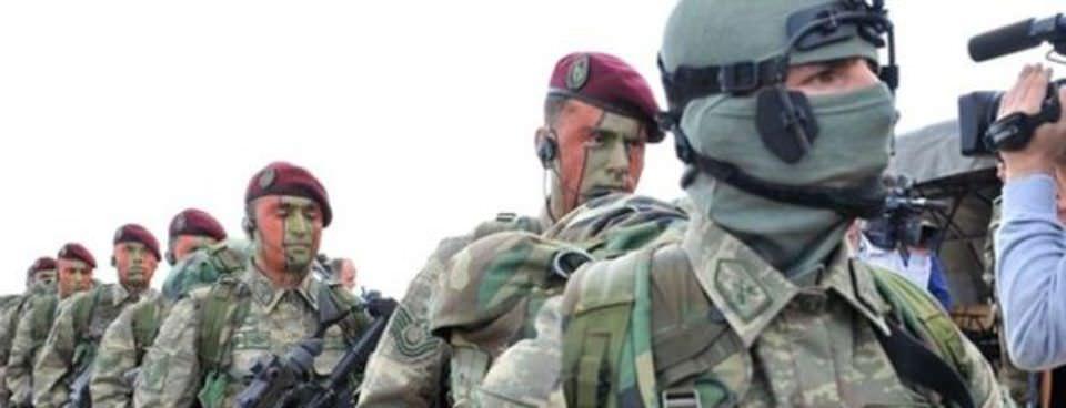 Fırat Kalkanı operasyonuna katılan birlikler
