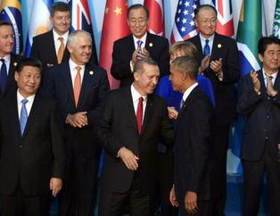 G-20 Zirvesi'nden kareler!