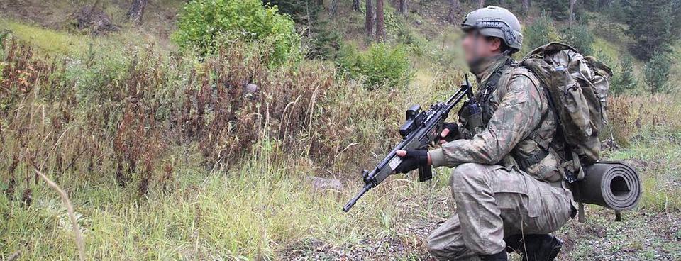 Karadenizde dev PKK operasyonu!