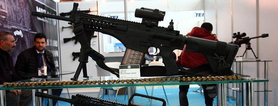 Milli Piyade Tüfeği MPT-76 envantere giriyor
