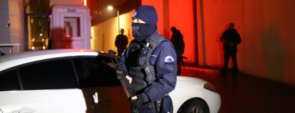 Reina saldırganı terörist böyle yakalandı!