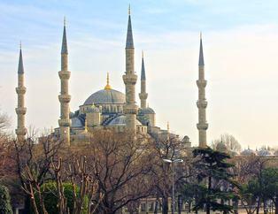 Sultanahmet Camisi ile Kabe arasındaki ilişki ne?