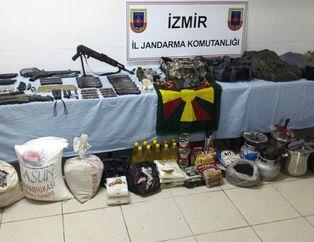 Terör örgütü PKK'nın Ege açılımı çökertildi