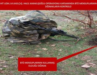 Terör örgütü PKK'ya geçit yok