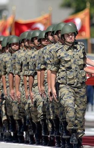 Türk ordusu dünyanın en güçlüleri arasında