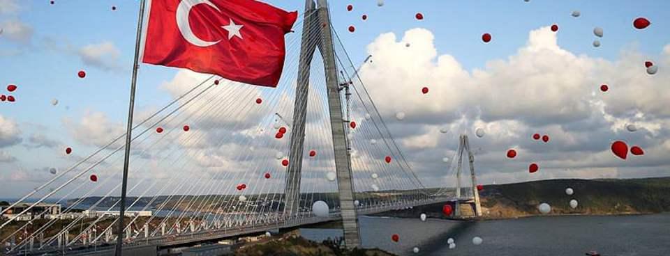 Yavuz Sultan Selim Köprüsünün açılışı yapıldı