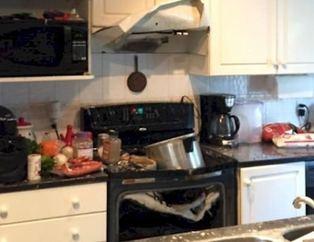 Bazı insanlara mutfak yasaklanmalı