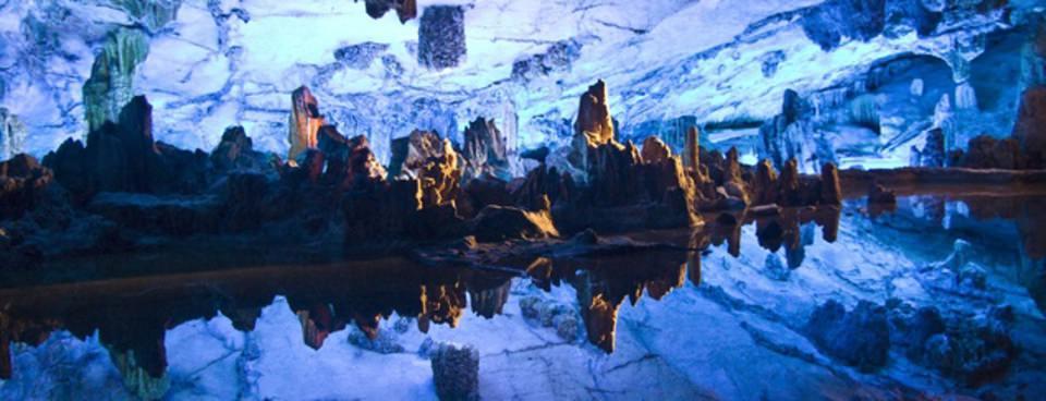Büyüleyen mağaralar