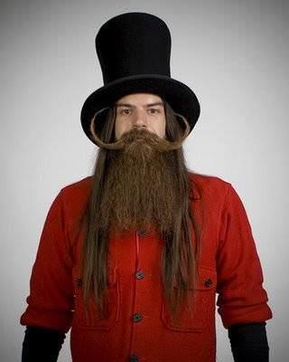 En tuhaf sakal modelleri