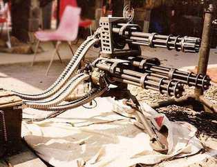 İşte tarihin en ilginç silahları