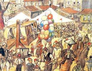 Osmanlı'da Ramazan Bayramı nasıl kutlanırdı?