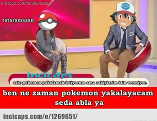 Pokemon Go capsleri güldürüyor!