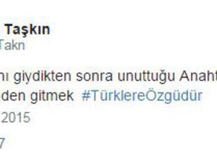 Sadece Türklere özgü hareketler
