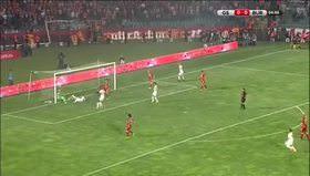 Bursa öyle bir gol kaçırdı ki!