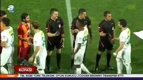 Galatasaray 3-2 Bursaspor (Maç Özeti)