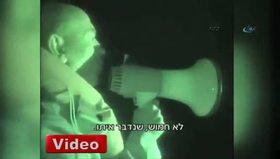 Özgürlük filosuna İsrail saldırısı kamerada