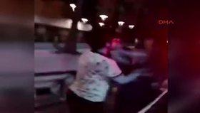 Alkollü ehliyetsiz sürücü polisi başkanla tehdit etti