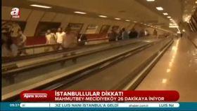 İstanbul'a yeni metro hattı!