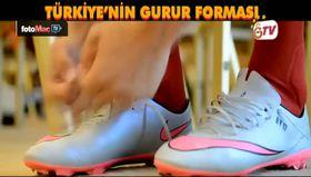 İşte Galatasaray'ın yeni sezon forma tanıtımı
