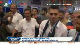 Rhodolfo İstanbul'da