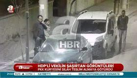 HDP'li vekilin foyası ortaya çıktı!