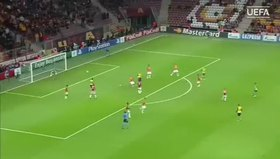 Aaron Ramsey (Arsenal)(Yılın En İyi Gol Adayı)