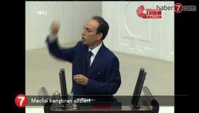Baydemir'in sözleri Meclis'i gerdi