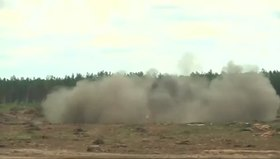 Rus savaş helikopteri düştü