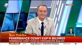 Ozan Tufan Fenerbahçe'de!