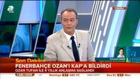 Fenerbahçe Ozan Tufan'ı renklerine bağladı!