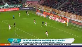 Fenerbahçe'den Robben itirafı!
