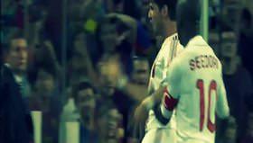 Pato'nun Barca savunmasını ipe dizdiği gol