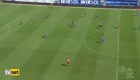 Bayern Münih'in yediği gol tarihe geçti