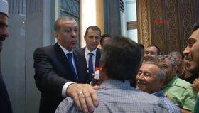 Cumhurbaşkanı Erdoğan vatandaşa sigarayı böyle bıraktırdı