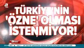 Türkiye neden hedefte?