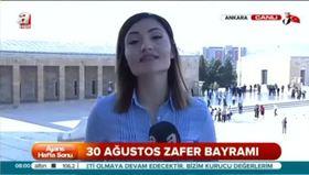 30 Ağustos Zaferi'nin 93. yılı