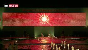 Külliye'de şehitlerimiz için Kur'an-ı Kerim tilaveti