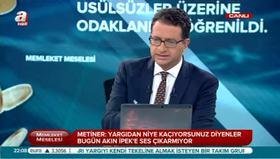 FETÖ'nün para kasası Akın İpek!