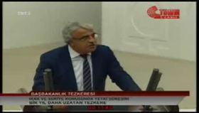 HDP'li vekil TBMM'de Öcalan'a teşekkür etti