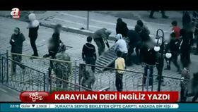PKK'ya İngiliz desteği!