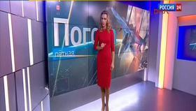 Rus hava durumu sunucusundan skandal sözler
