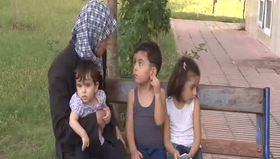 Suriyeli kadına bıçaklı kapkaç şoku