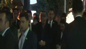 Cumhurbaşkanı Erdoğan, Tokyo Camii'nde namaz kıldı