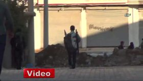 PKK'lılar böyle kaçtı