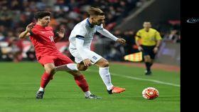 Türkiye-Yunanistan maçından kareler