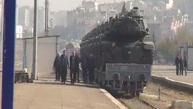 Sınıra tank sevkiyatı sürüyor